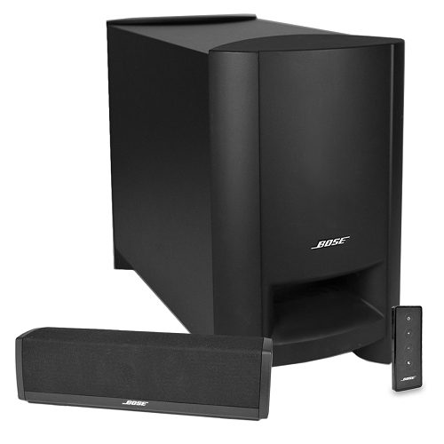 Bose CineMate 9 Sound Bar Home Theater System with Subwoofer & Remote