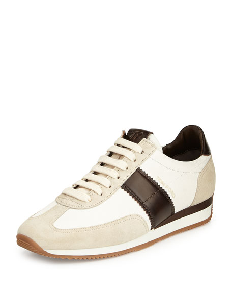 Tom Ford Orford Colorblock Trainer